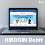 HIROGIN Debit(Visa)